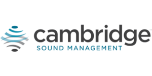 Cambridge Sound Management Logo