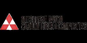 Mitsubishi Rayon Carbon Fiber & Composites Logo