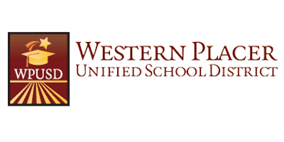 Western Placer Unified School District Logo